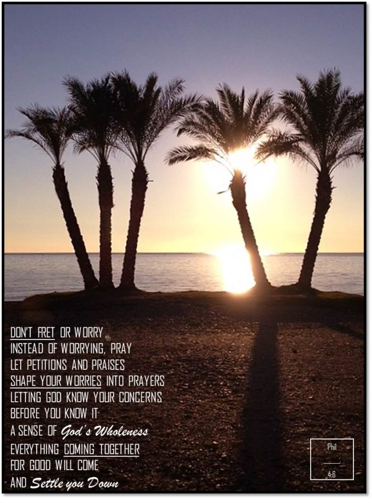 Torrox Costa Spain How to face these days without fear