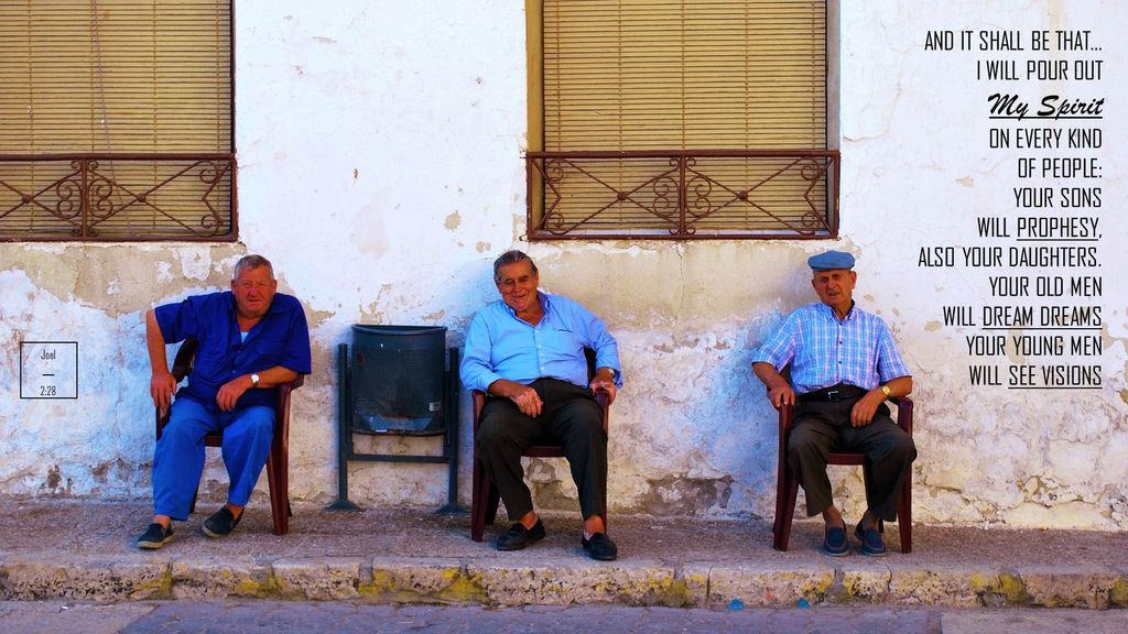 Three Spanish men