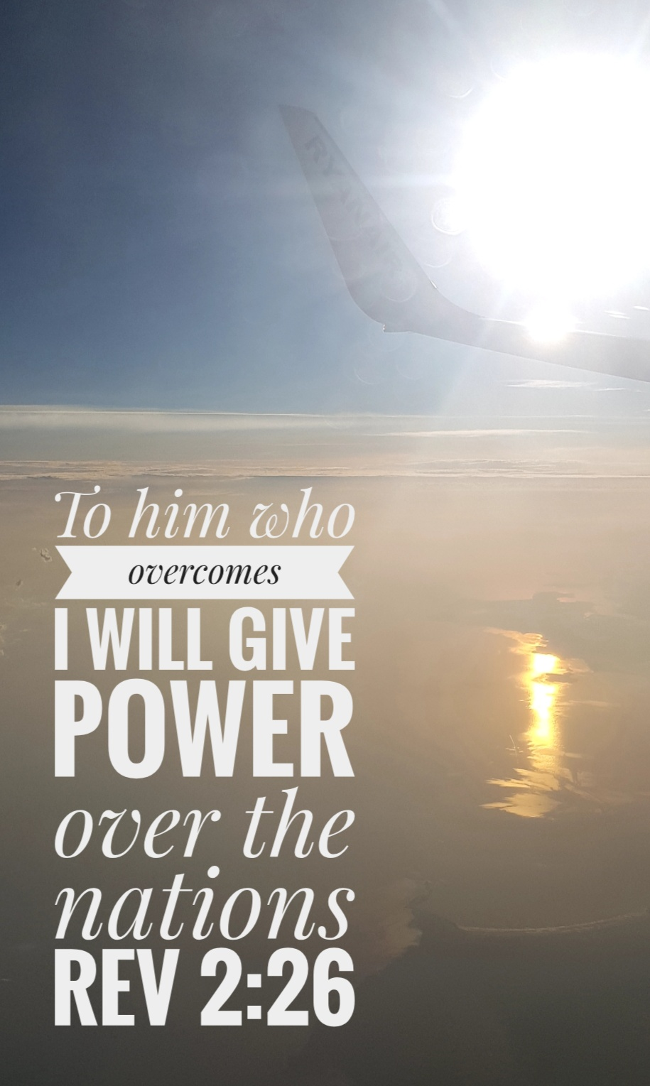 Power over the nations