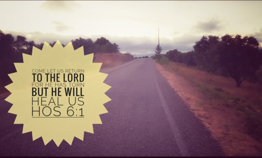 Tomar - He will heal us