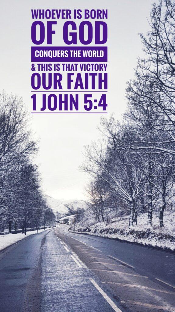 Walsden, Victory our faith