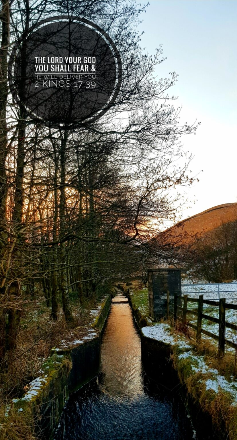 Chelburn reservoir - Psalm 25 part 2