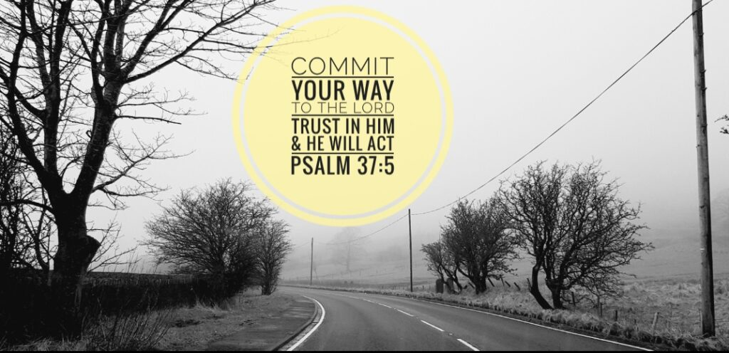 Manchester Road - Psalm 37