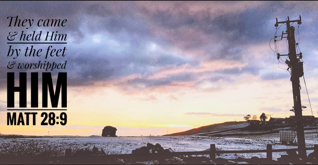 Blackstone Edge Old Road - Psalm 30