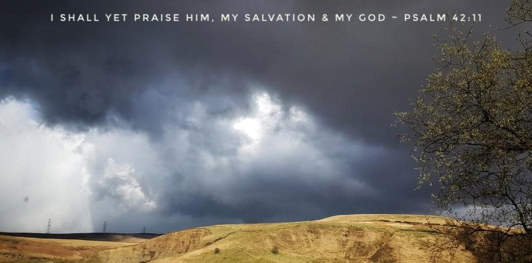 Summit, Littleborough Psalm 42