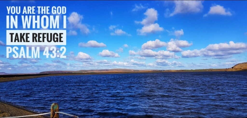 Psalm 43 - Ashworth Moor Reservoir