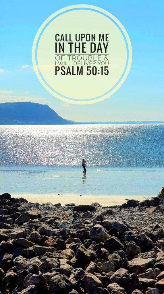 West Shore, LLandudno Psalm 50